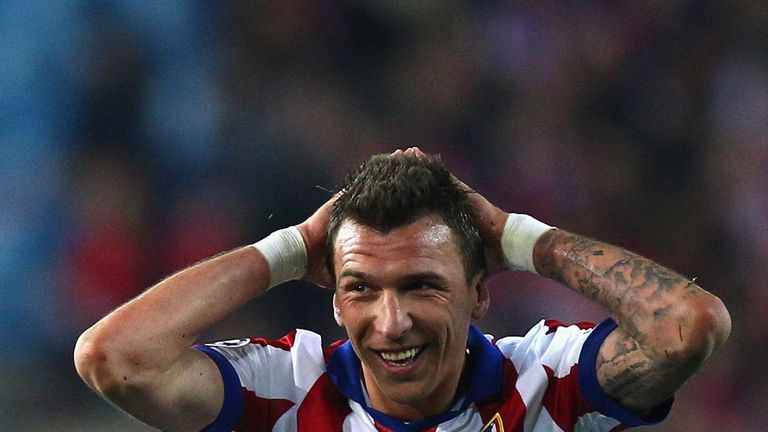 Mario Mandzukic: Set to join Juventus, according to their manager