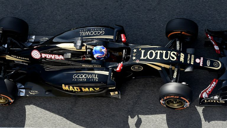 Romain Grosjean: Unable to pick up any points at the weekend's British GP