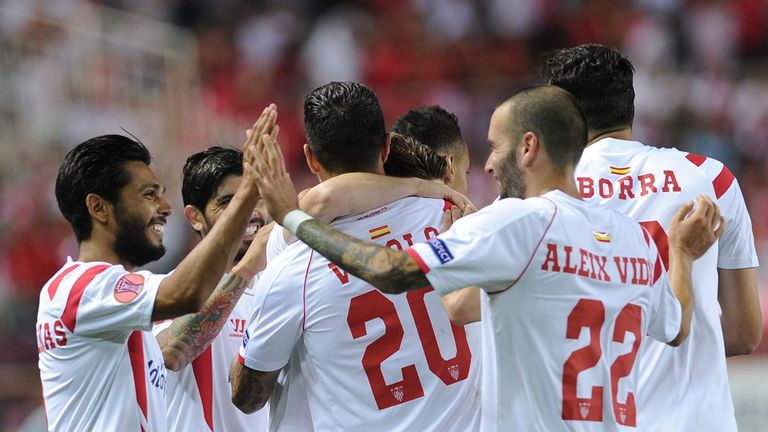 Sevilla: Attempting to win back-to-back Europa League crowns