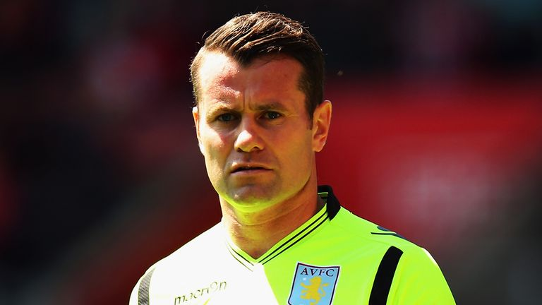 Shay Given's future is up in the air amid interest from Stoke City and Middlesbrough
