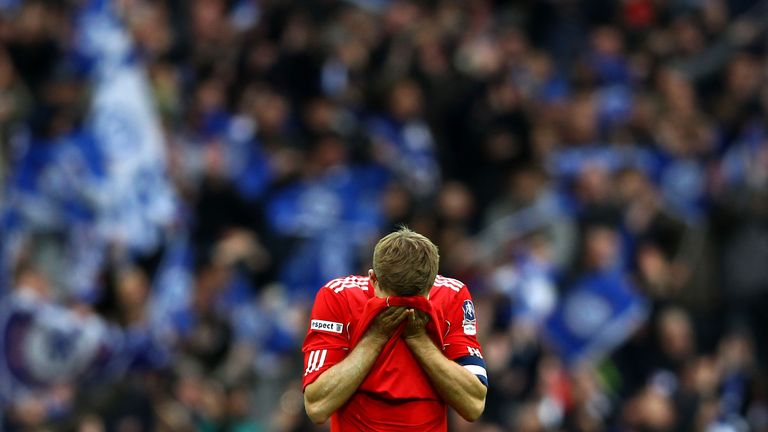Gerrard: set for an emotional occasion on Saturday night