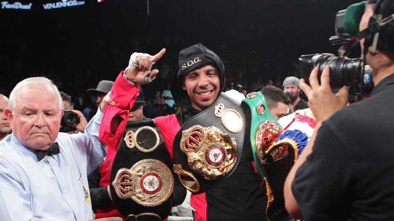 Andre Ward has been forced to pull out of his bout on November 21 due to injury