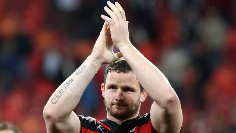 Brendon Snyman: New face at London Welsh