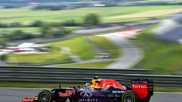 Red Bull have endured a difficult season and sit fourth in the constructors championship