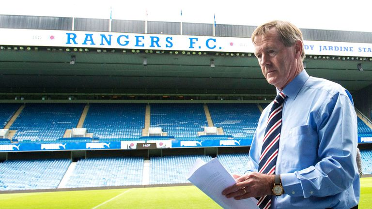 Chairman Dave King believes the right people are in place to take Rangers forward