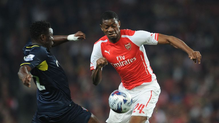 Abou Diaby: On the release list for Arsenal