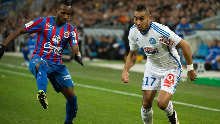 Dimitri Payet (R): Has been asked to stay by Marseille