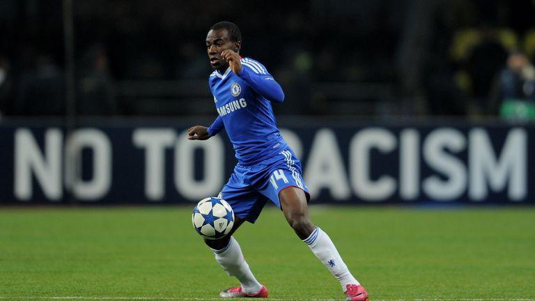 Gael Kakuta: Made 16 appearances for Chelsea since 2009