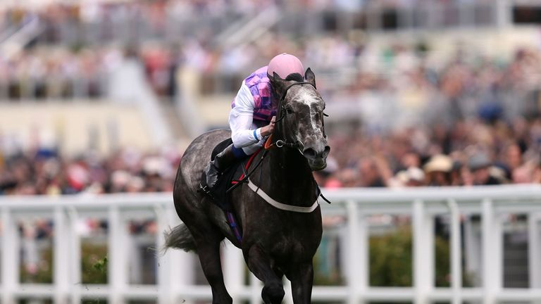 Amazing Maria: Her Ascot win was first in nearly two years