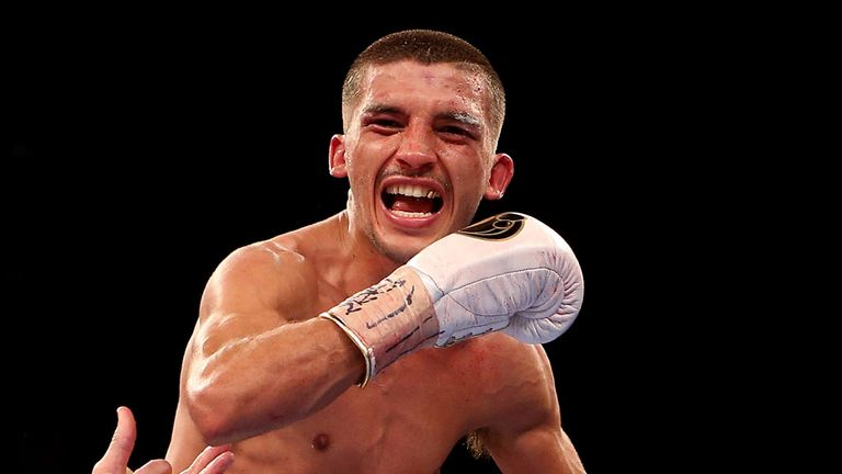 Lee Selby is unimpressed by the rise of Josh Warrington