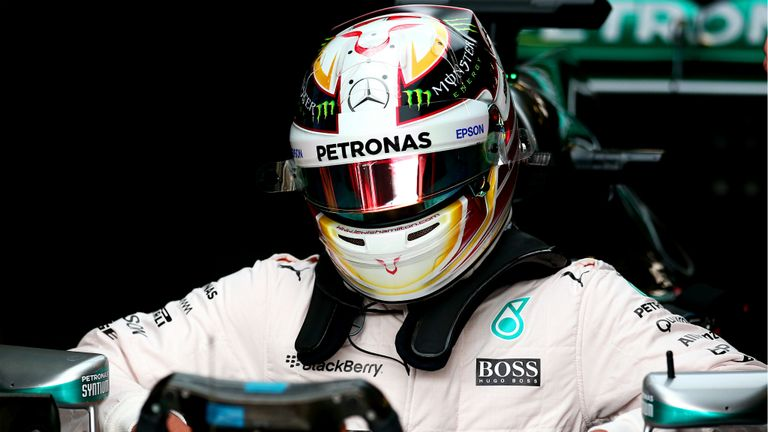 Lewis Hamilton: Wants to equal Senna's title haul