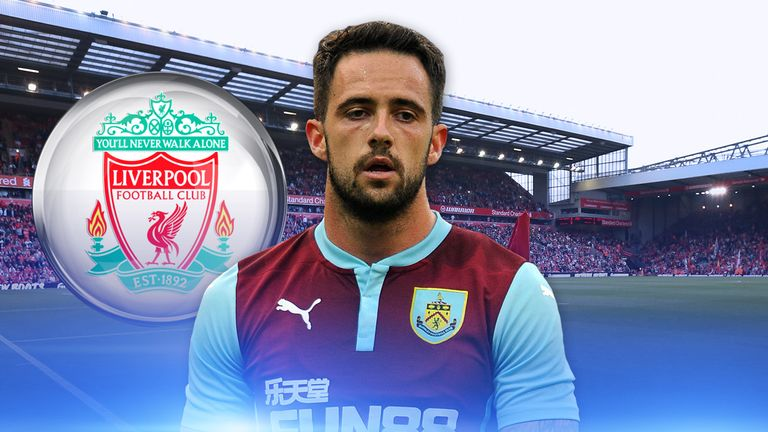 Danny Ings will join Liverpool on July 1