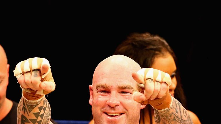 Lucas Browne is the new WBA world heavyweight champion