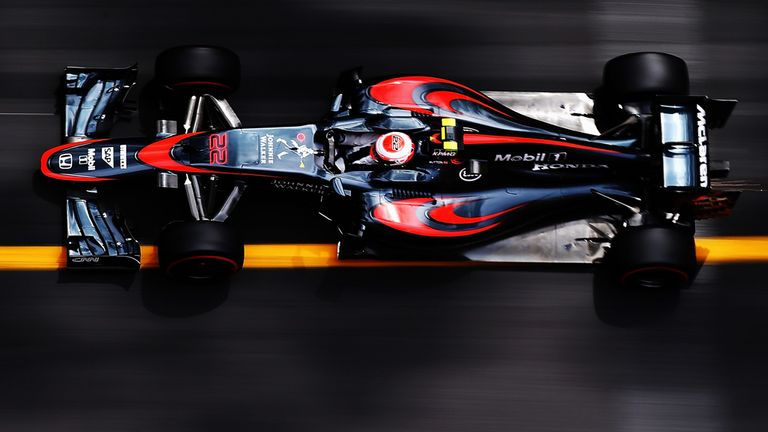 Enjoy the sight of the McLaren while you can: F1 will take a three-month shutdown after November