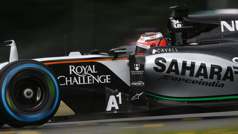 Hulkenberg is one of the form drivers in the field