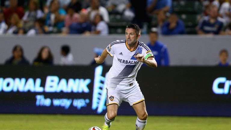 Robbie Keane has been a big hit for LA Galaxy