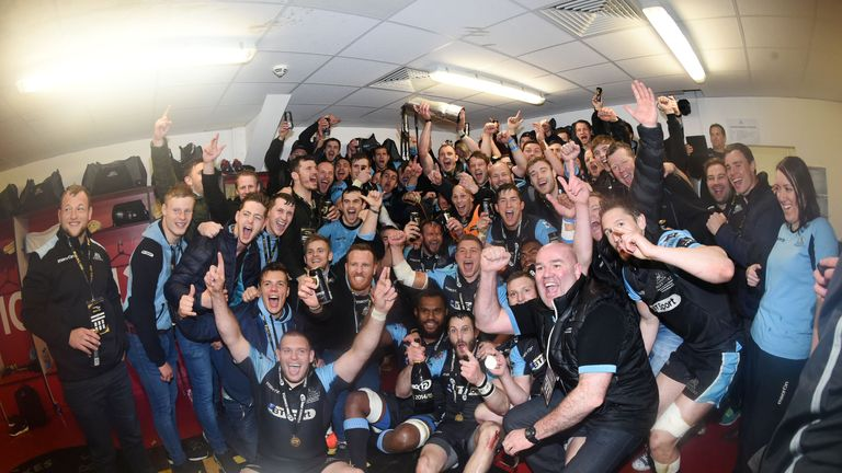Stuart Barnes: Glasgow Warriors and Saracens are differing but deserving winners