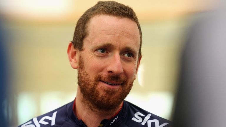 Sir Bradley Wiggins is aiming to reach at least 55.250km in his UCI Hour Record attempt