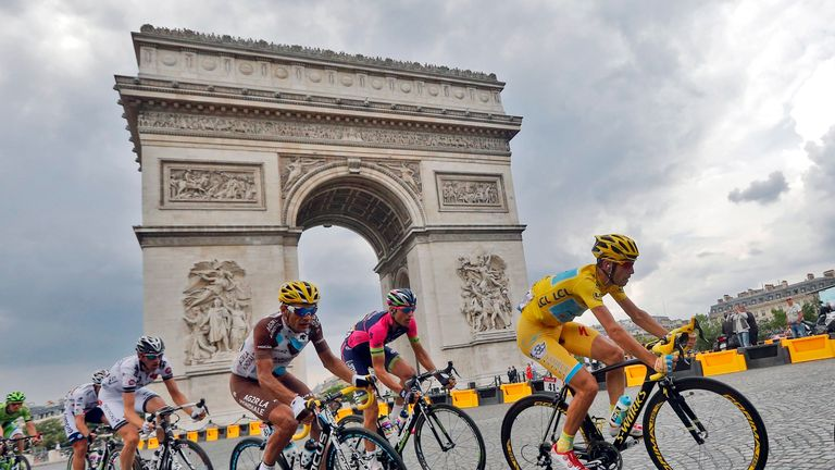 The 2015 Tour de France takes place from July 4-26
