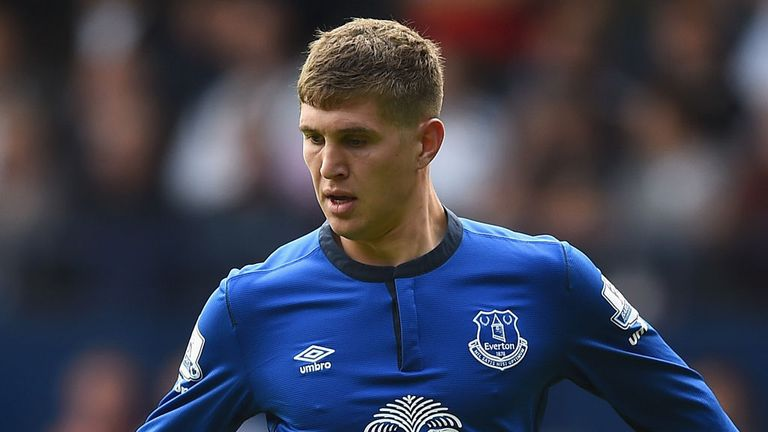 Stones says he is content at Goodison Park