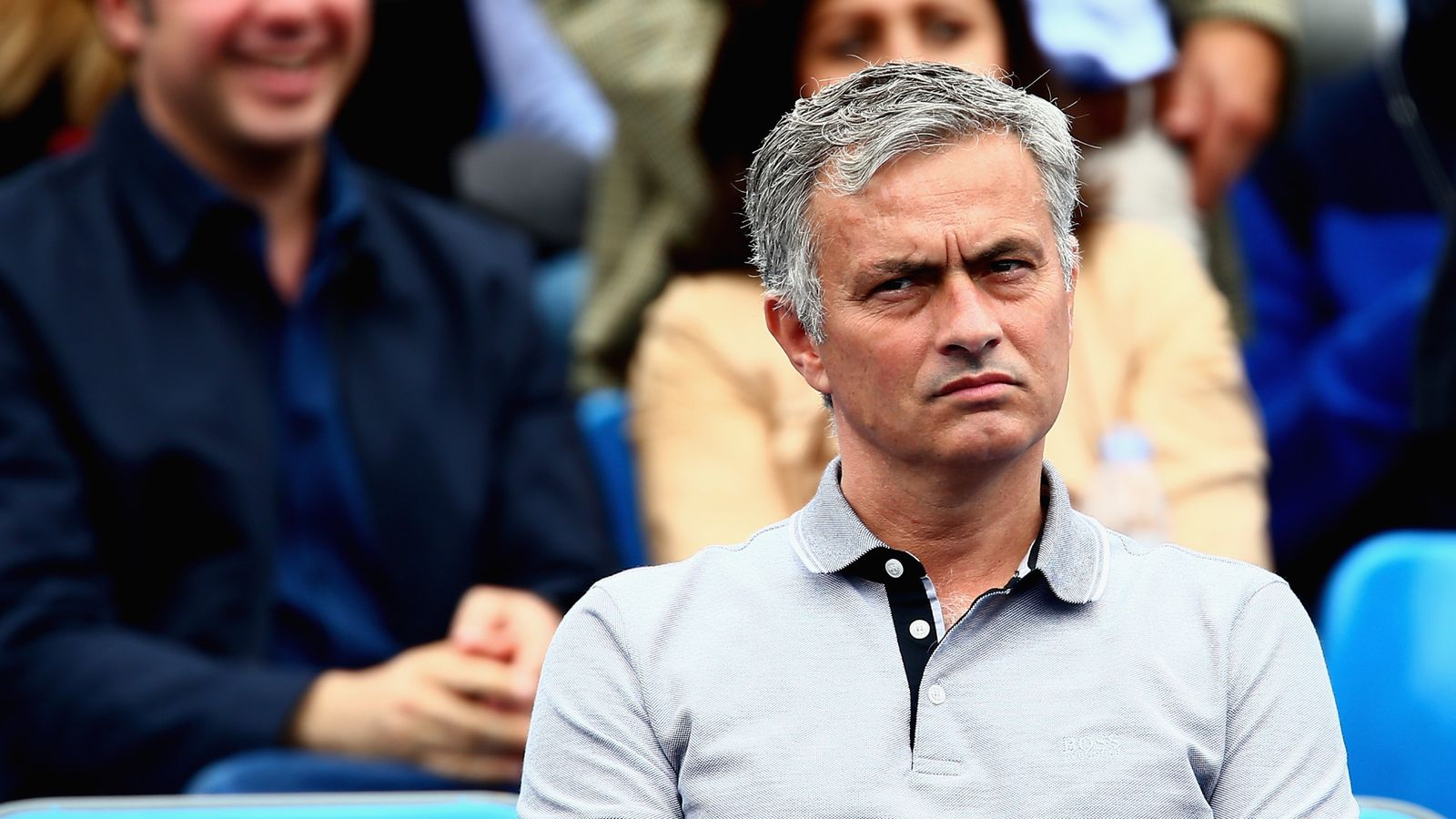 Jose Mourinho says Chelsea's rivals are trying to buy the ...