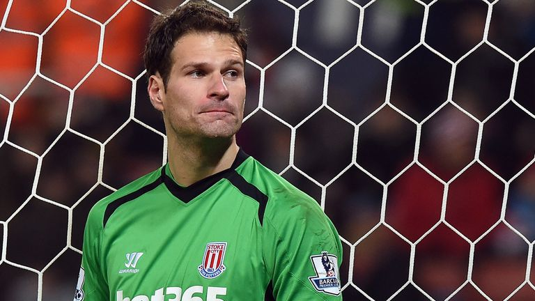 Asmir Begovic joins Chelsea after five-and-a-half years at Stoke