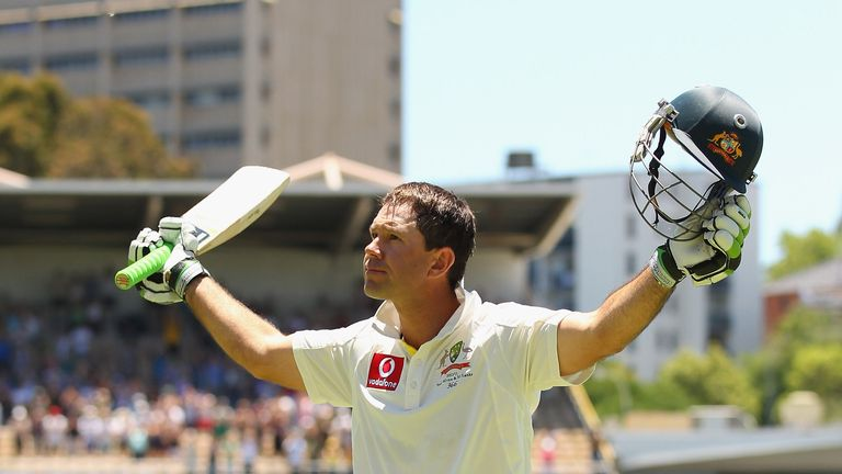 Former Australia captain Ponting believes England's only hope of winning a Test is the day/night match in Adelaide