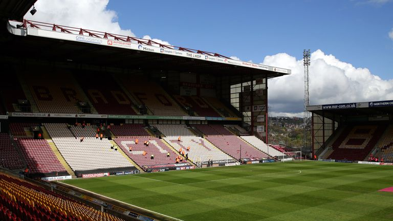 The takeover of Bradford City has been completed