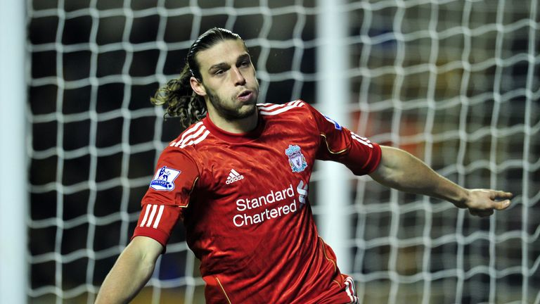 Carroll joined Liverpool in January 2011
