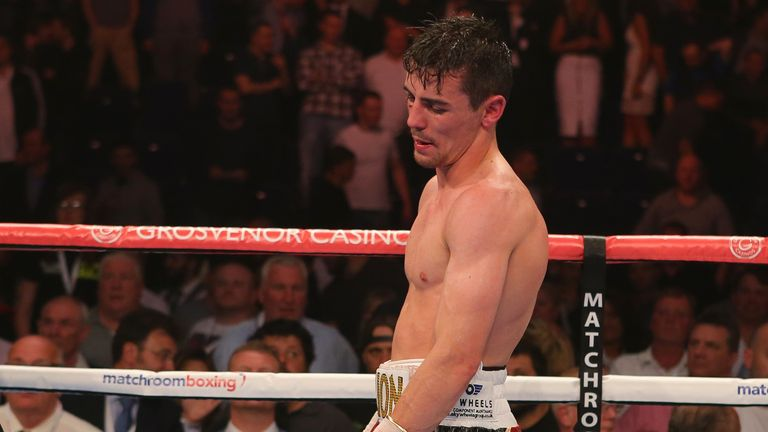 Anthony Crolla was held to a draw by Darleys Perez, despite his opponent's point deductions