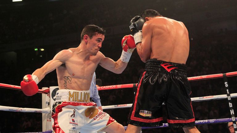 Anthony Crolla and Darleys Perez fought to a draw for the WBA title.