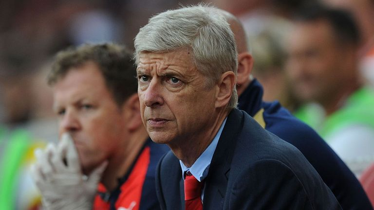 There will be serious questions asked of Wenger if Arsenal do not put up a sustained title challenge