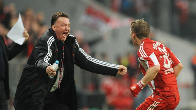 Can Van Gaal and Schweinsteiger hit it off as they did during spell at Bayern?