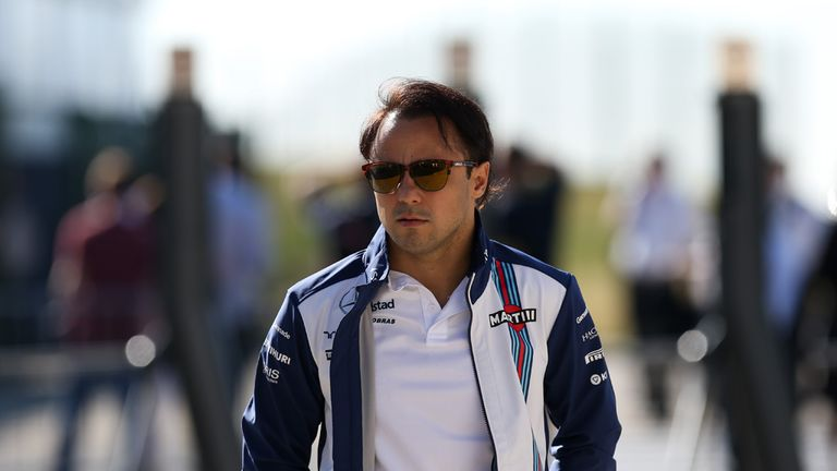 Felipe Massa: Fears Williams have slipped behind Red Bull