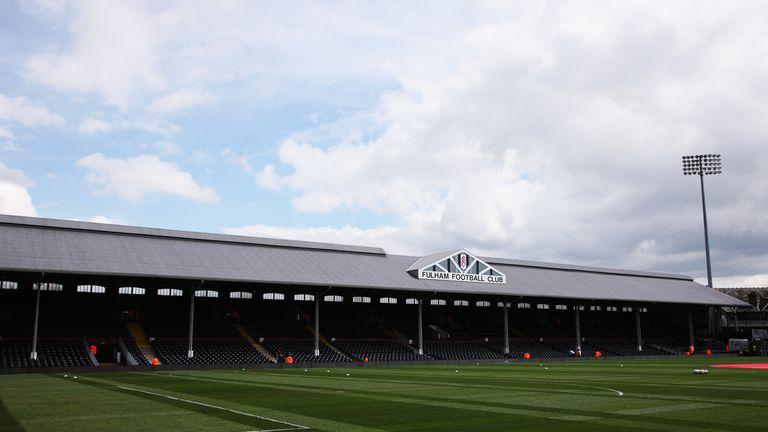 Ange-Freddy Plumain has departed Fulham on loan