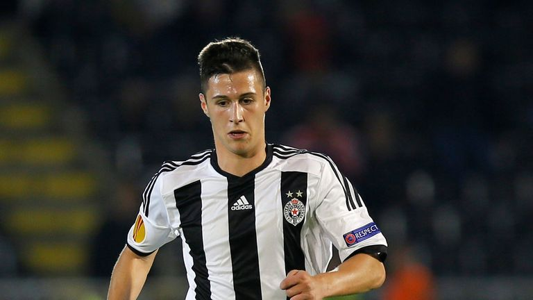 Danilo Pantic has joined Premier League champions Chelsea