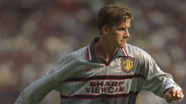 e743488a174 Manchester United kits from the past 25 years