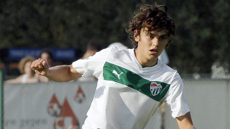 Enes Unal: Becomes Man City's first signing of the summer