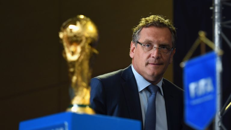 Former FIFA general secretary Jerome Valcke had his ban reduced to 10 years