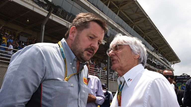 Bernie Ecclestone was always thought likely to prefer Pirelli's bid over Michelin's
