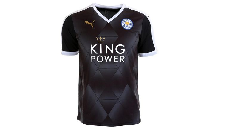 fa260780bdb2 New football kits  The strips from the Premier League for the 2015 ...