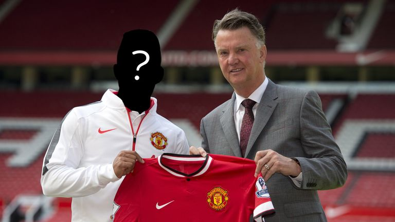 Van Gaal recently hinted at a 'surprise signing' - could that mean a sensational return for Cristiano Ronaldo?