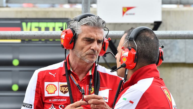 Maurizio Arrivabene doesn't want argument with Pirelli