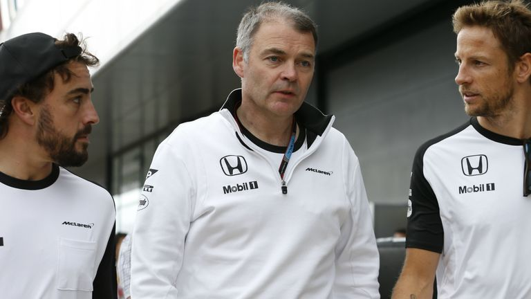 McLaren are fielding the oldest driver line-up in 2015