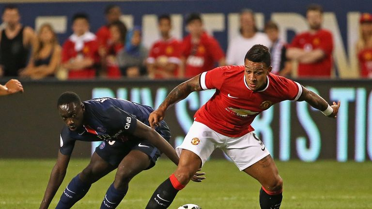 United suffered first defeat of pre-season tour of America