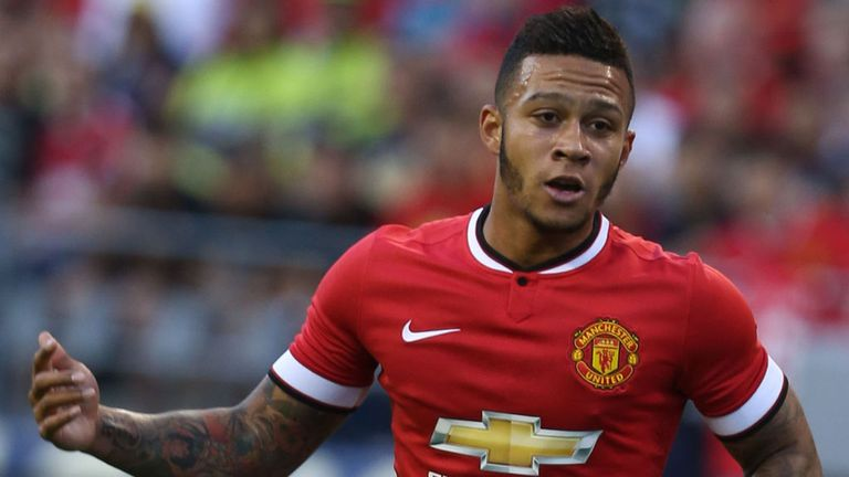 Memphis Depay has been tipped to make a big impact this season