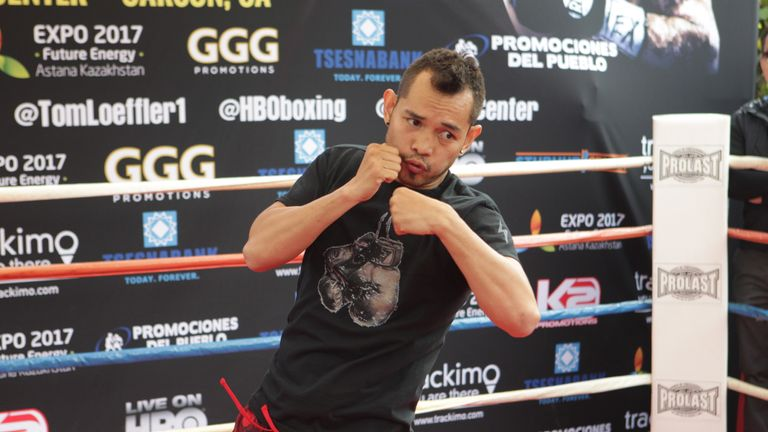 Nonito Donaire says he would fight Scott Quigg in Manchester