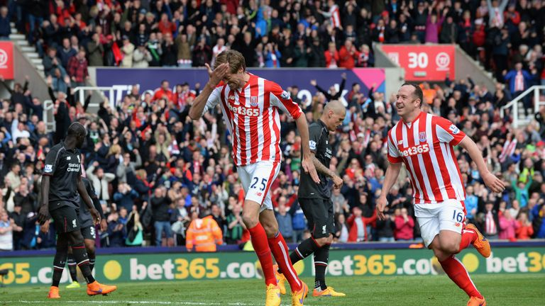 How Liverpool's defence cope with their trip to Stoke Sunday afternoon will determine how they fare at the Britannia, Carragher believes