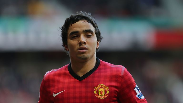 Rafael: The Brazilian spent seven years at Manchester United