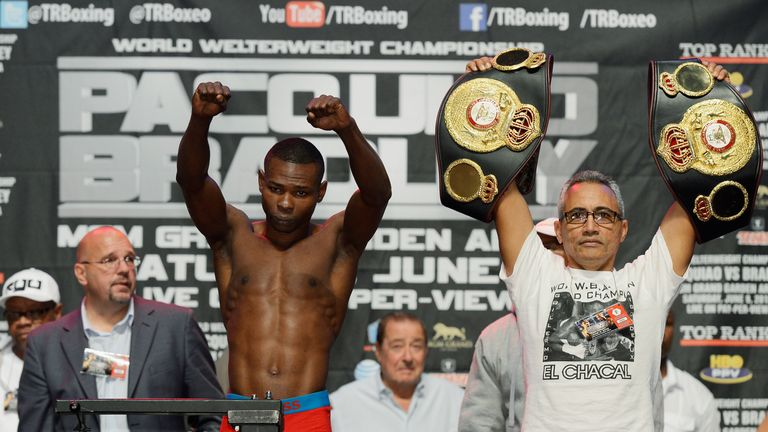 Guillermo Rigondeaux is in line to face Vasyl Lomachenko at catchweight